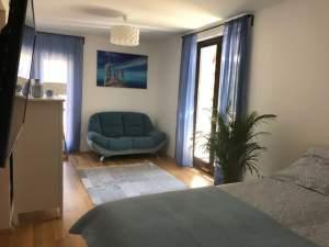 Siófoki Aqua Apartman terasszal -50%-os kedvezménnyel!!!